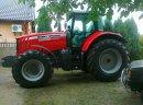Massey Ferguson 6495 rok 2011 idealny 198 kM