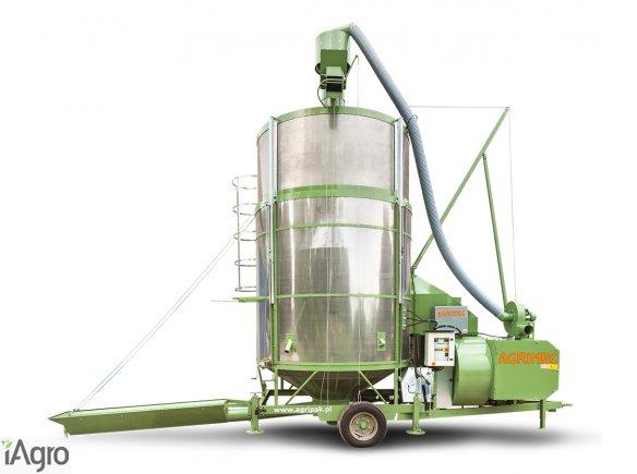 Wynajem i sprzedaż, suszarnia przewoźna / mobilna do zbóż i kukurydzy