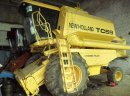 New Holland TC59 2001 roky