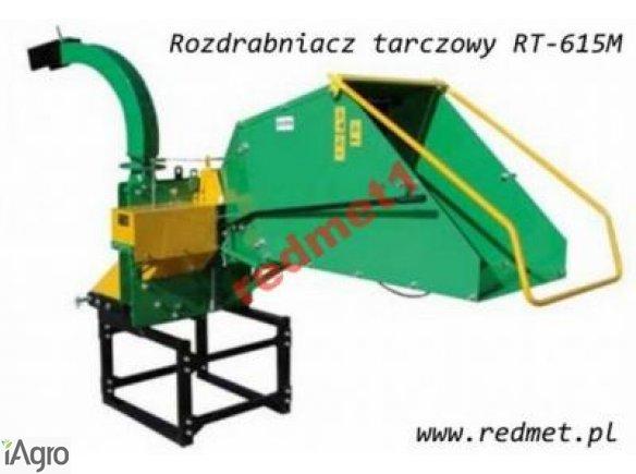 Rozdrabniacz RT 615 M2 - tarczowy