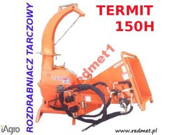 Rozdrabniacz TERMIT-150H - tarczowy, podczepiany do ciągnika