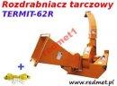 Rozdrabniacz tarczowy TERMIT-62R