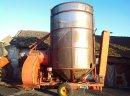 Suszarnia do Kukurydzy Pedrotti 11 ton, olejowa przewoźna