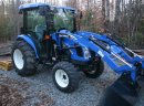New Holland TC45, 2007