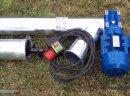 ślimak żmijka przenośnik ślimakowy PZR FI 140 4M - zdjęcie 1