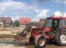 Sprzedam traktor CASE 895  z ładowaczem z przodu