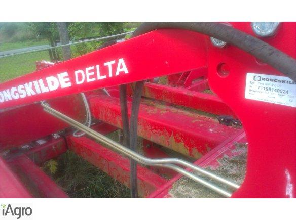 Sprzedam kultywator Kongskilde Delta HSF-400UH