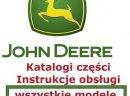 John Deere - Katalog czesci - John Deere - Katalogi czesci - Instrukcje obslugi