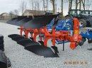 Pług obracalny 4-skibowy Gregoire-Besson RY 4 z zabezpieczeniem hydraulicznym