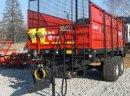 Rozrzutnik obornika Metal-Fach N267 - 8t