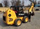 Euro-Maszyny! Koparko-ładowarka JCB ROBOT SS160!