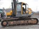 Euro-Maszyny! Koparka Gąsienicowa VOLVO EC 460 BLC