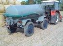 Sprzedam beczkowóz / wóz asenizacyjny / szambiarkę 3000 l Wielkopolska - zdjęcie 3