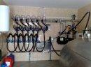 Dojarka przewodowa i bezprzewodowa, zbiorniki schładzalniki do mleka odzysk ciepła