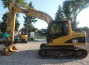 Koparka gąsienicowa CAT 312 2007r tylko 5780mtg 16 ton