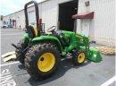 John Deere traktory 3038E - zdjęcie 3