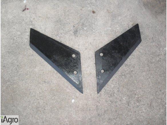 Lemiesze kultywatora podorywkowego Kos Unia Grudziądz ze stali borowej