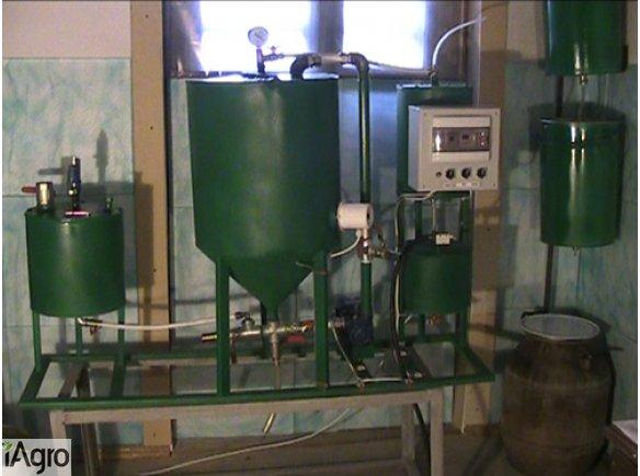 Jak zrobić samemu urządzenie do produkcji biodiesla.