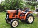 Mini Traktorek Hinomoto C174 17 HP napęd 4x4 okazja! Jak kubota, iseki, yanmar