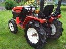 Mini traktor Mitsubishi MT146 4x4 + wspomaganie! Bardzo dobry stan!