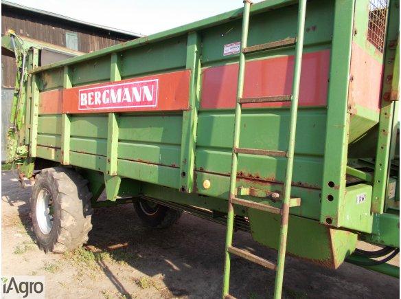 Rozrzutnik obornika Bergmann F700