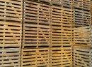 Skrzyniopalety wysokiej jakości drewniane 1200 x 1600 x 1150 NL zbijane i klejone