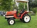 Mini traktor YANMAR F16 4x4