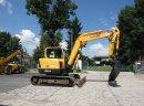 Minikoparka HYUNDAI ROBEX 80CR9 2011rok 8250kg
