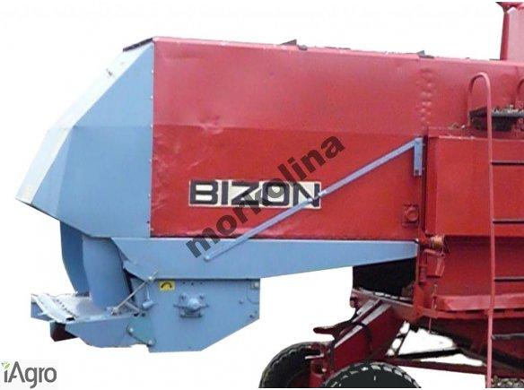 Rozdrabniacz słomy BIZON SUPER Z-056 REKORD Z-058 Wągrowiec Z-050 BSZ110 Z-040 SIECZKARNIA