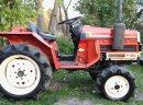Mini traktor kosiarka Yanmar F16 4x4