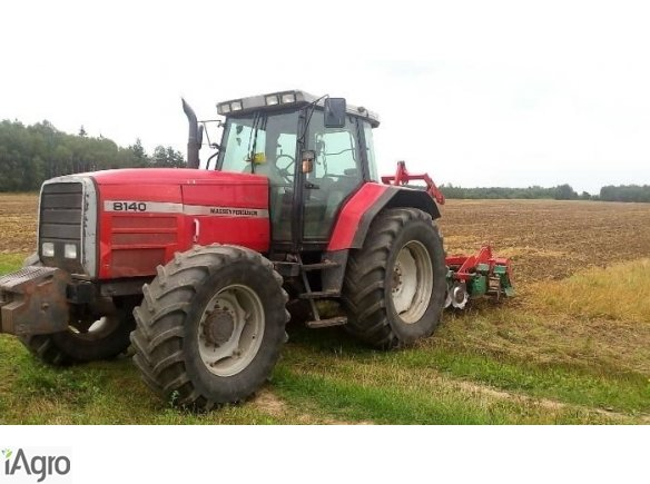 Ciągnik Traktor MF Massey Ferguson 8140 .8130