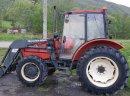 Ciągnik Zetor 8540 - 450 Q + ładowacz czołowy