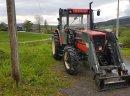 Ciągnik Zetor 8540 - 450 Q + ładowacz czołowy - zdjęcie 2