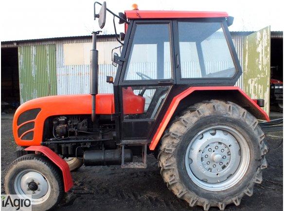 Ciągnik rolniczy URSUS C355