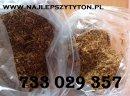 Tytoń bezkonkurencyjny na rynku tabaka machorka 85zl/kg idealny tyton