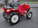 Kubota Aste A14 Oryginalny Stan!!!! 620MTh 4x4 ( yanmar, iseki)