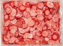 Ukraina. Pomidory mrozone 1 zl/kg, pakowane w kartony po 10kg krojone plastry pomidora. Dystrybucja produktow spozywczych. Nawiazemy wspolprace z producentami, dostawcami mrozonej zywnosci oraz szeroko pojetej gastronomii. Gotowe dania, polprodukty, fryt