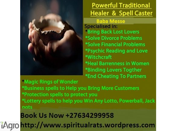 Spiritual healing Love Spells | Black Magic | Money Spells in Australia +27634299958