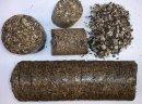 Ukraina. Pellety, brykiety slonecznikowe 200 zl/tona + makuch rzepakowy, sojowy, lniany, orzechowy, sruta, oleje roslinne w atrakcyjnej cenie od producenta. Ekstrudowany walec z luzgi slonecznika w opakowaniach zbiorczych BigBag lub workach 10~15kg. Wart