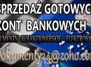 Dokumenty Kolekcjonerskie Cyfrowe PDF JPG Konta Bankowe