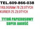 TYTONIE PAPIEROSOWE SPRZEDAM TEL. 609-866-038