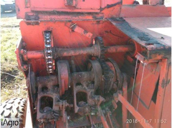 Prasa kostkująca SIPMA Z-224