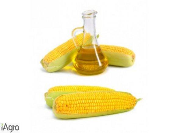 Olej kukurudziany nierafinowany