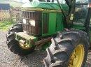 Ciągnik John Deere 62hOjOM - zdjęcie 1