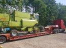 Transport kombajnów rolniczych zbożowych ziemniaczanych - zdjęcie 2