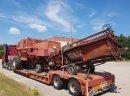 Transport kombajnów rolniczych zbożowych ziemniaczanych