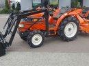 Traktorek Kubota GT3 12 biegów, diesel 4WD 21 KM 4 cylindry + ładowacz