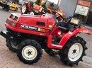 Traktorek ogrodowy sadowniczy MITSUBISHI MT15 Wspomaganie 15KM 4x4 4WD