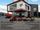 Traktor odśnieżarka piaskarka pług hydrauliczny ISEKI TM215 Hydrostat - zdjęcie 2