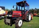 Traktorek YANMAR FX28 z kabiną ogrzewaną, wspomaganie moc 28KM, 3-pkt.
